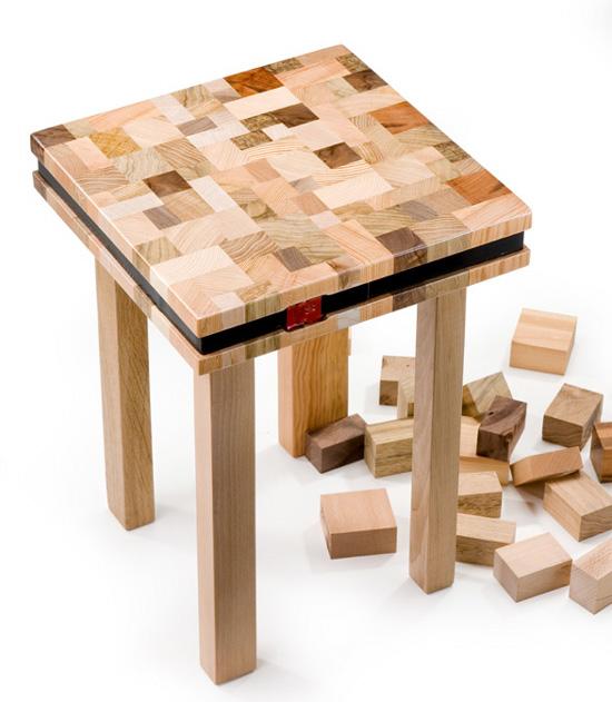 Экологическая мебель от Ubico Design Studio